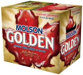 Molson Golden 12Pk Bottles - 12oz Bottles