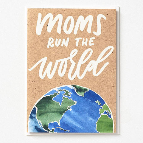 Run the World Mother's Day Card
