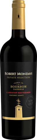 Mondavi Private Select Bourbon Barrel Aged Cabernet