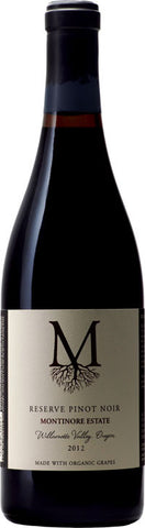 Montinore Estate Reserve Pinot Noir