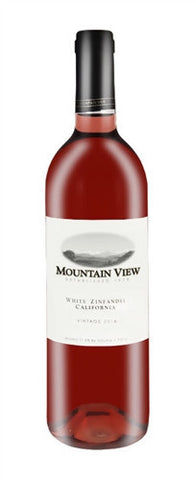 Mountain View White Zinfandel