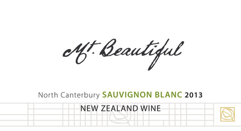 Mt Beautiful Sauvignon Blanc