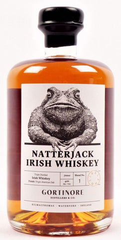 Natterjack Irish Whiskey
