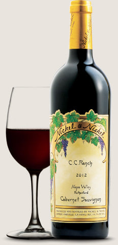 Nickel And Nickel Cc Ranch Cabernet Sauvignon
