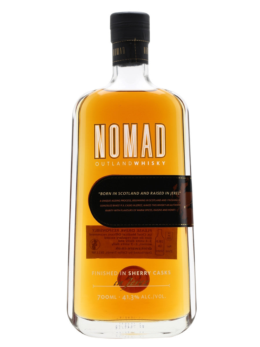 Nomad Outland Straight Whiskey