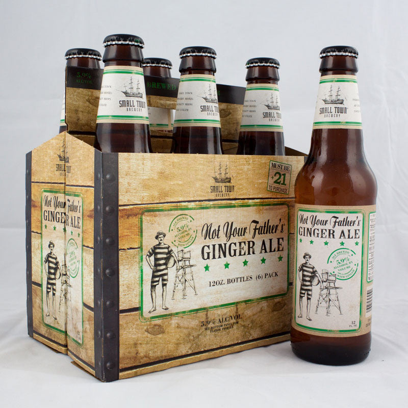 Not Your Fathers Gingerale 6Pk