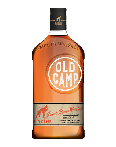 Old Camp Pecan Peach Whiskey