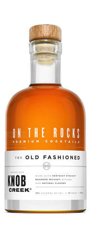 On The Rocks Old Fashioned (375ML)