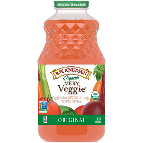 R.W. Knudsen Family Very Veggie Juice