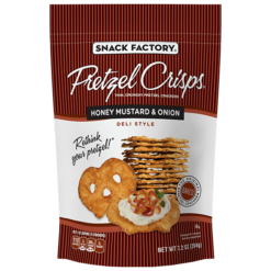 Snack Factory Honey Mustard and Onion Pretzel Crisps
