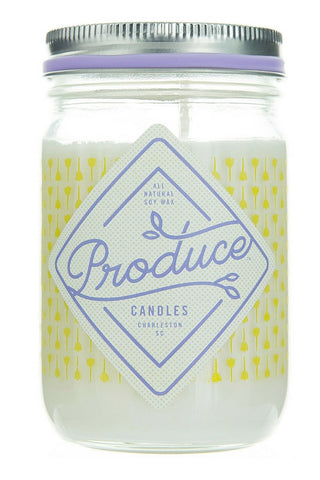 Produce Candle Wildflower