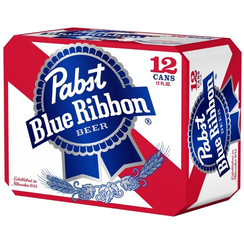 Pabst 12 Pk Can