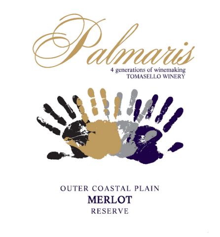 Palmaris by Tomasello Merlot
