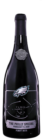 Philly Eagles Pinot Noir Philly Special