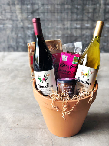 Handpicked for Mom Gift Basket