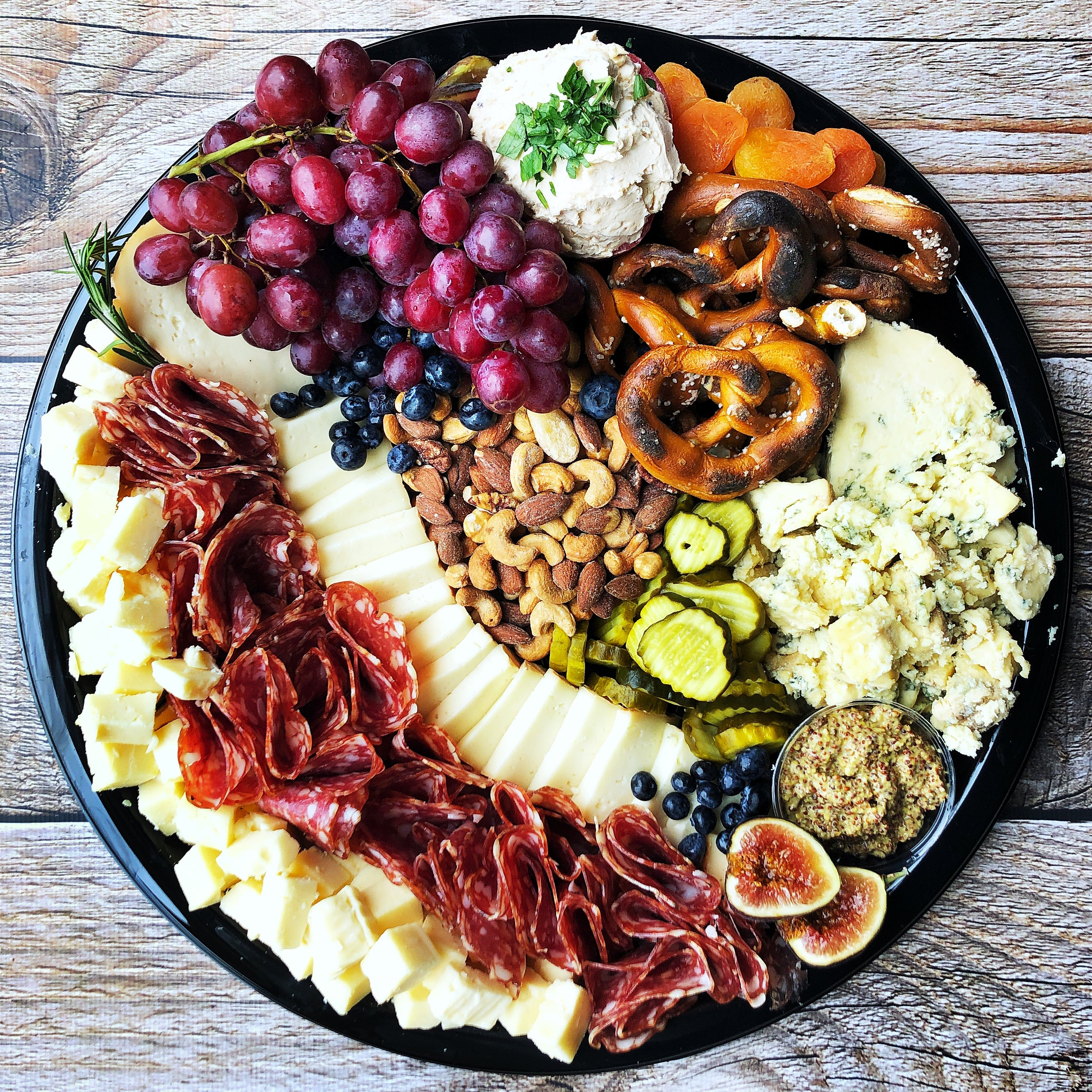 The Beer Lover Cheese Plate - Catering