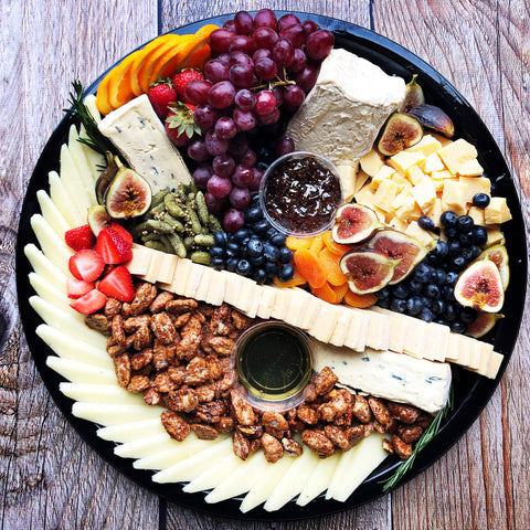 The Euro Trip Cheese Plate - Catering