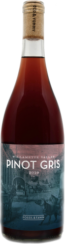 Fossil and Fawn Pinot Gris Rouge