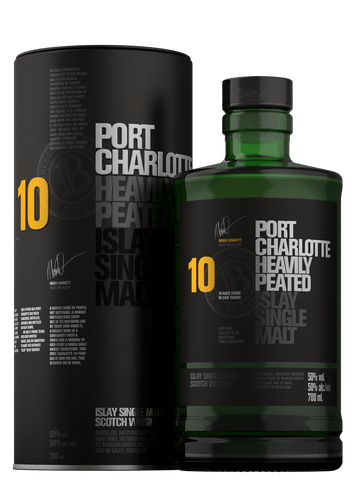 Bruichladdich Port Charlotte 10yr Heavily Peated