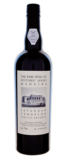 Rare Wine Co Savannah Verdelho Maderia