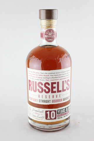 Russels Reserve 10Yr Bourbon
