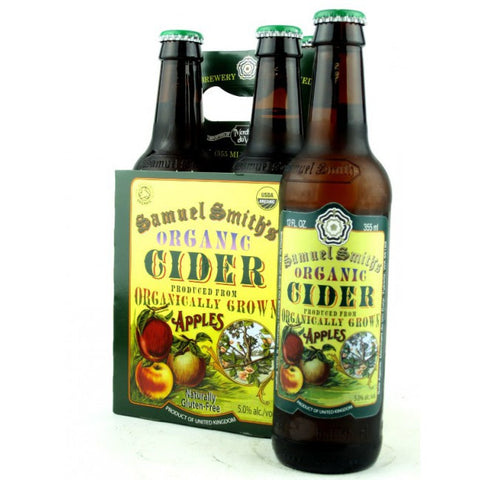 Sam Smith Organic Cider 4Pk