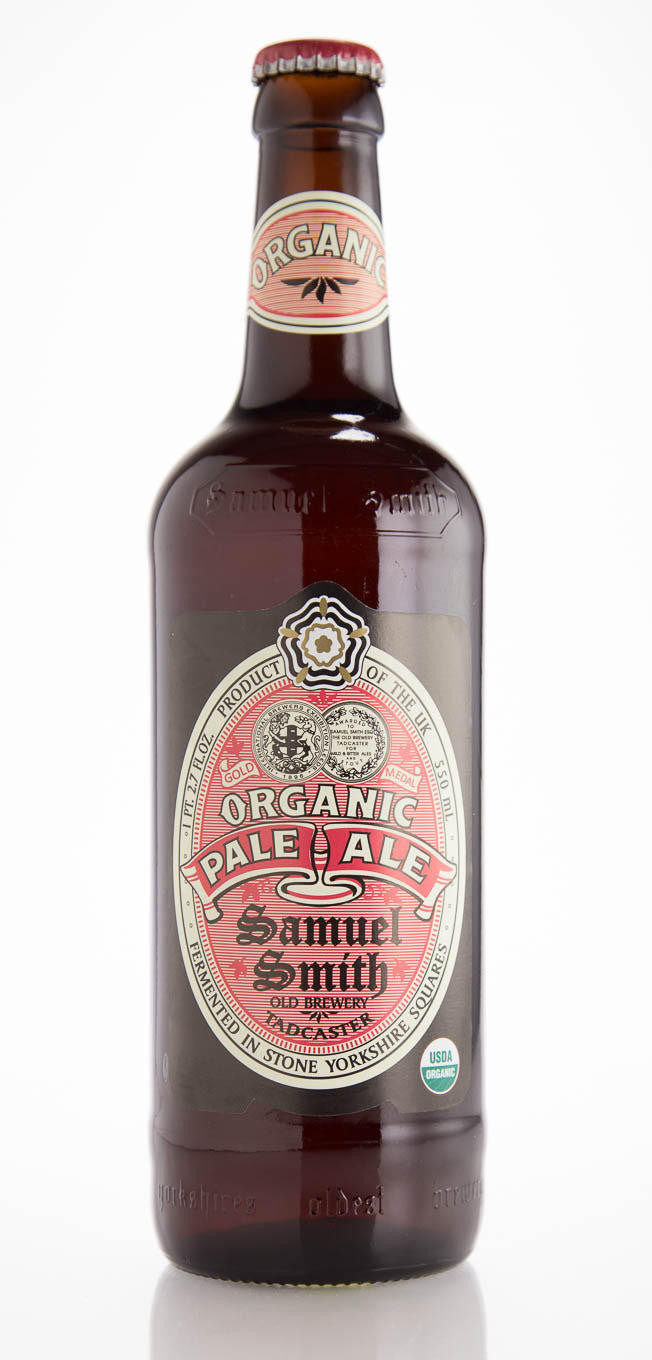 Sam Smith Organic Pale Ale