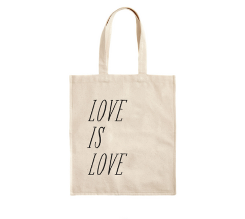 "Sir Madam ""Love Is Love"" Tote"