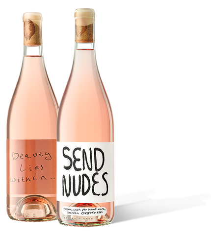 Slo Down Wines Send Nudes Rose