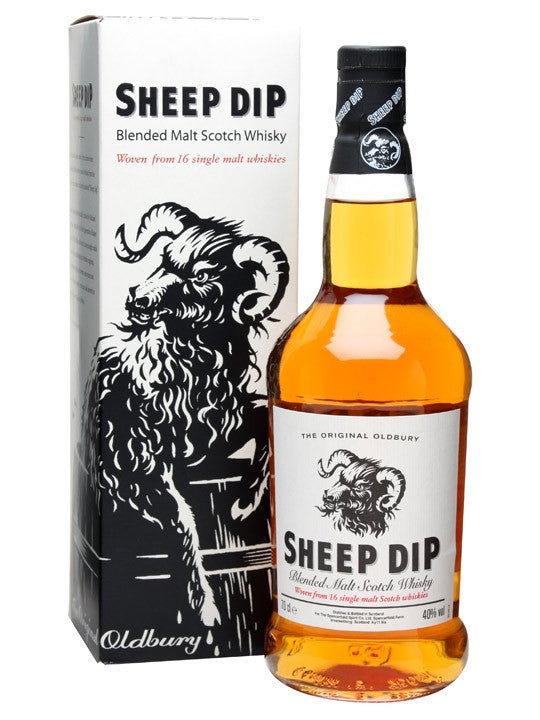 Sheep Dip Malt Scotch Whiskey