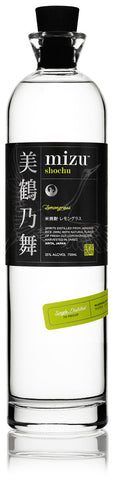 Mizu 'Lemongrass' Shochu