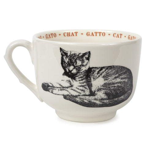 Sir Madam Cat Mug