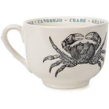 Sir Madam Crab Mug