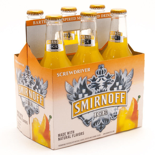 Smirnoff Ice Screwdriver 6Pk