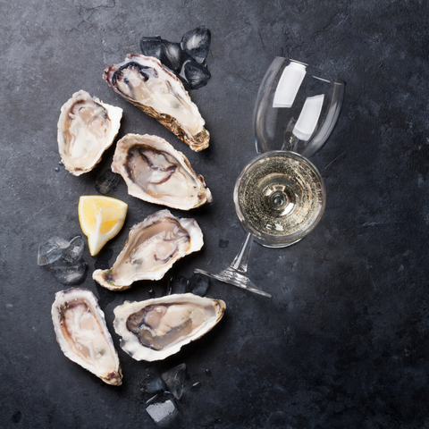 September 27 @5:30pm: Sip & Shuck Dinner with Maxwell Shellfish - Sold Out