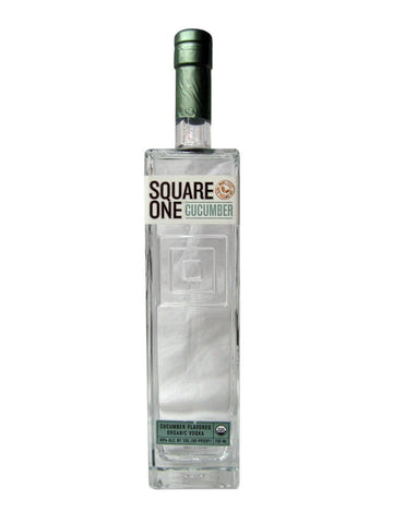Square One Organic Cucumber Vodka