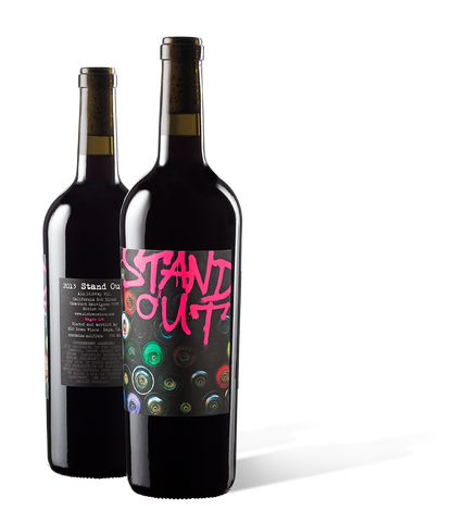 Slo Down Wines Stand Out Red Blend