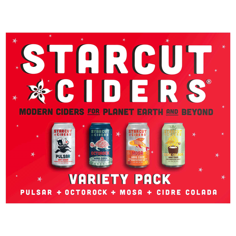 Starcut Ciders Variety 12pk Cans