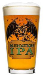 Stone Ruination Pint Glass