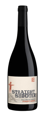Straight Shooter Willamette Pinot Noir