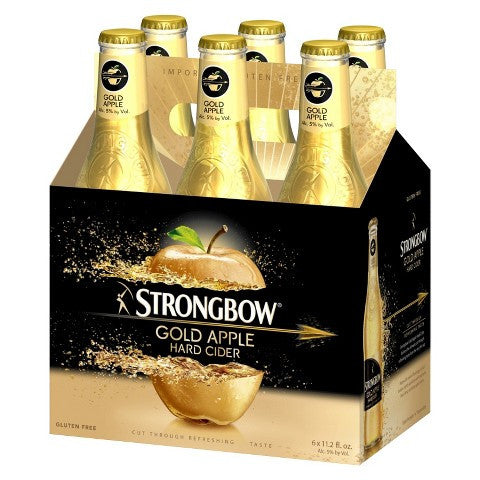 Strongbow Cider 6Pk