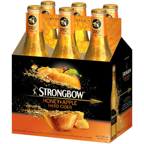 Strongbow Honey Cider 6Pk