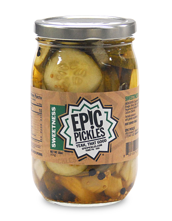 Epic Pickles Sweetness