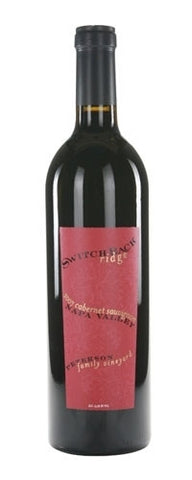 Switchback Ridge Cabernet Sauvignon