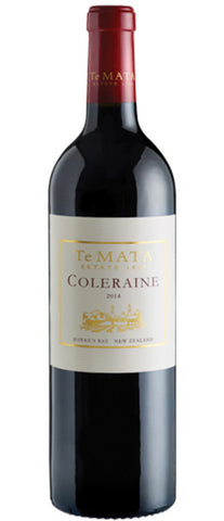 Te Mata Hawkes Bay Coleraine Bordeaux Blend