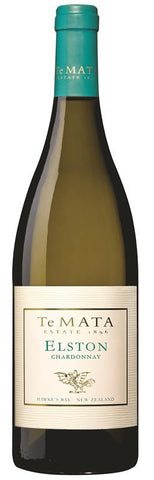 Te Mata Estate Elston Hawkes Bay Chardonnay