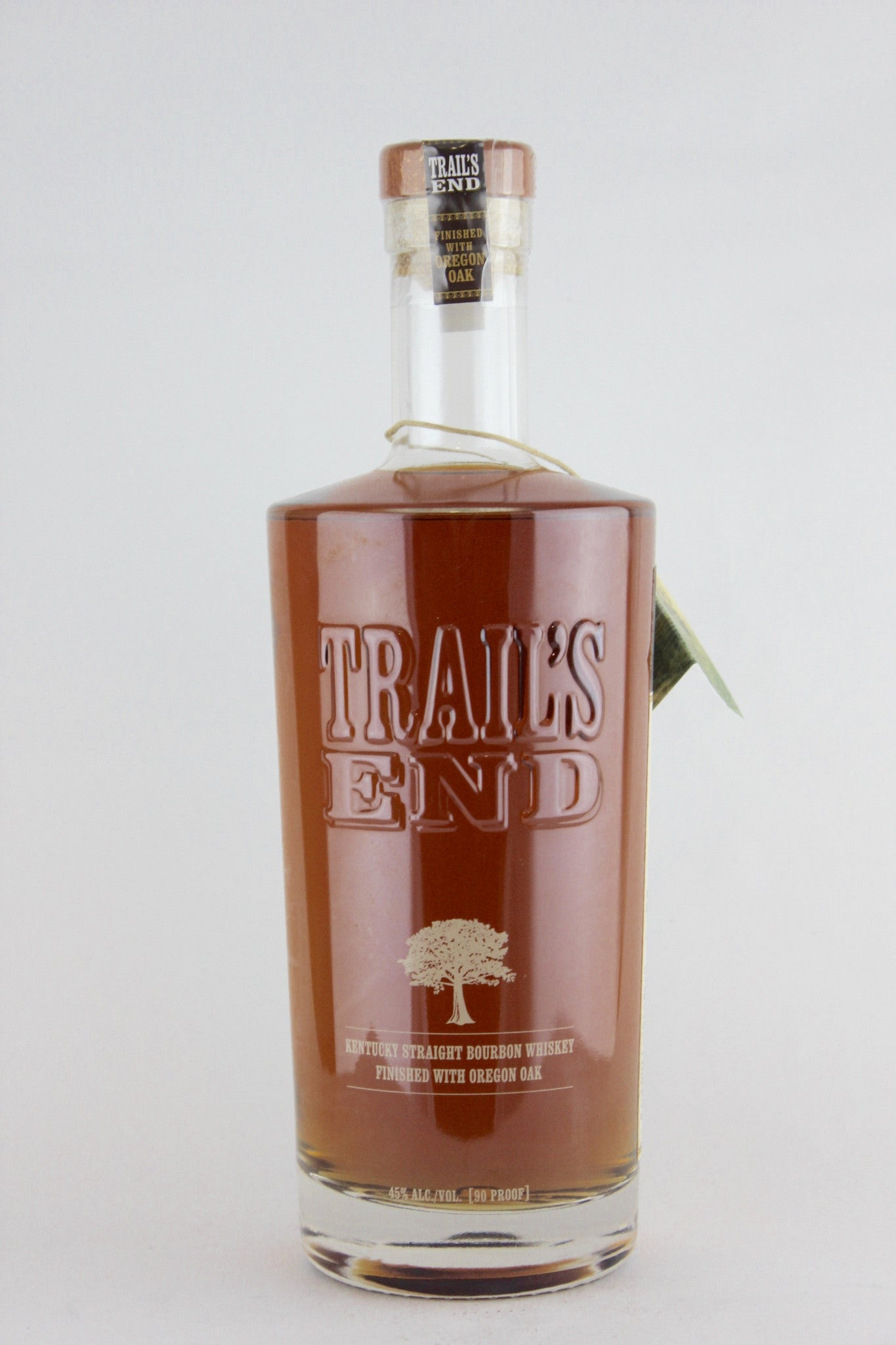 Trails End Kentucky Straight Whiskey