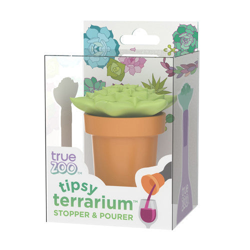 True Terrarium Stopper Pourer