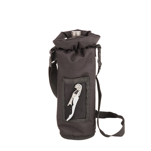True Grab And Go Carriers Black & Grey