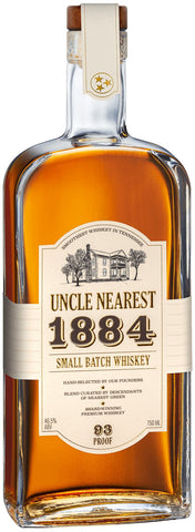 Uncle Nearest Tennesse Premium Whiskey Small Batch 1884